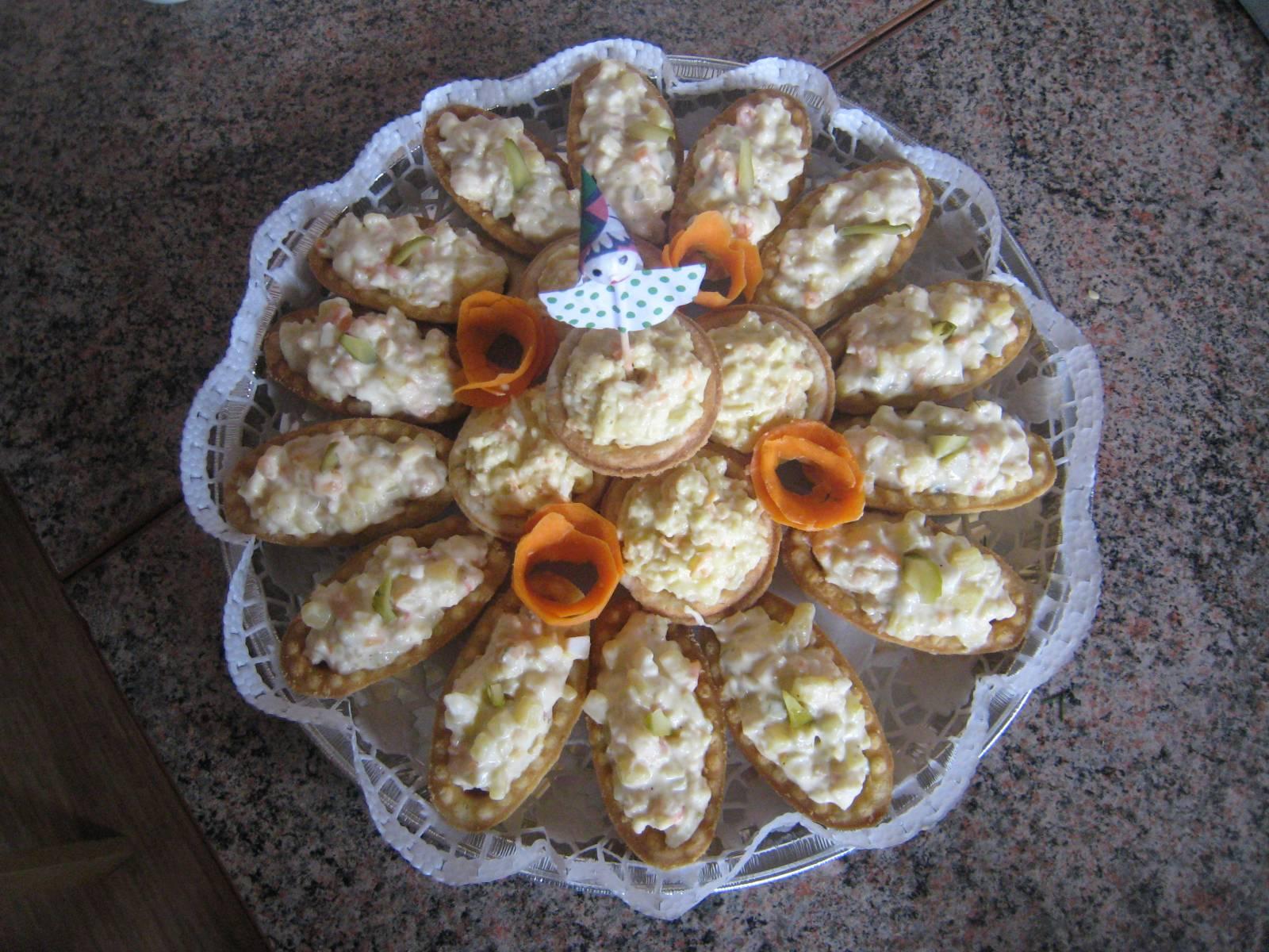 Пирожное «корзиночка» - Кулинарик 32